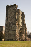 Ashby de la Zouch Castle Tower. Main Tower of Ashby de la Zouch Castle in Leicestershire, England Stock Image