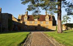 Ashby Saint Ledgers Manor House Stock Photography
