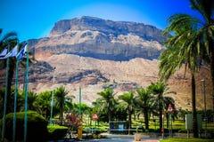 Ashdod berg Royaltyfria Bilder