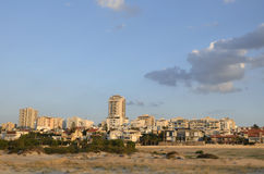 Ashdod city. Stock Image