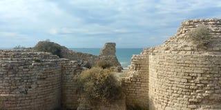 Ashdod plaża Obraz Royalty Free