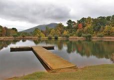 Ashe County Park Lizenzfreie Stockbilder
