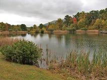 Ashe County Park Lizenzfreies Stockbild