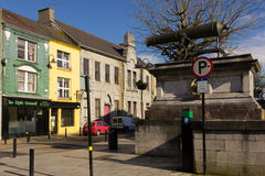 Ashe ST Tralee Ιρλανδία στοκ φωτογραφία με δικαίωμα ελεύθερης χρήσης