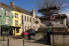 Ashe st Tralee ireland royaltyfri fotografi
