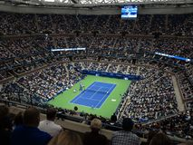 Ashe Stadium - US Open Tennis Stock Photography