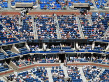 Ashe Stadium - US Open Tennis Royalty Free Stock Image