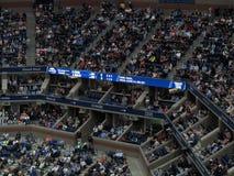 Ashe Stadium - US Open Tennis Stock Photography