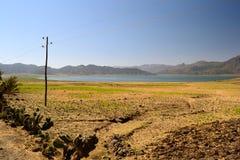 Ashenge湖,埃塞俄比亚 免版税图库摄影