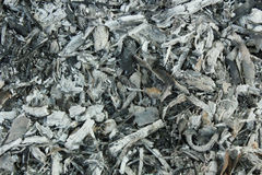 Ashes Background Wallpaper Royalty Free Stock Photography