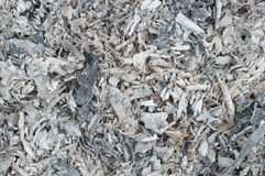 Ashes texture Royalty Free Stock Image
