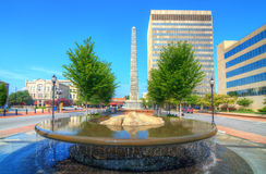 Asheville Royalty Free Stock Photography