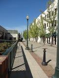 Asheville del centro, Nord Carolina Immagine Stock