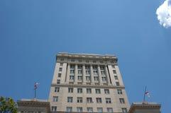 Asheville-Gebäude Stockbild
