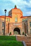 Asheville Middelbare school Noord-Carolina royalty-vrije stock fotografie