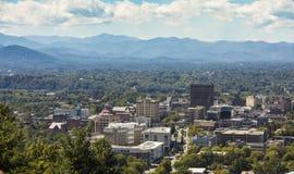 Asheville, Nord Carolina Immagini Stock