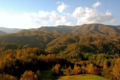 Asheville norr Carolina Mountains Royaltyfria Bilder