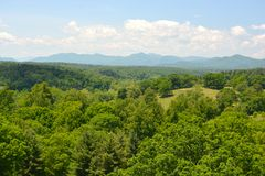 Asheville North Carolina  - 19 Royalty Free Stock Photography
