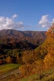 Asheville North Carolina Mountains royalty free stock photos