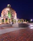 Asheville Stadhuis royalty-vrije stock afbeeldingen