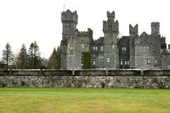 Ashford Castle, Co. Mayo - Ireland Stock Photography