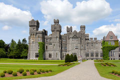 Ashford castle facade Royalty Free Stock Photography