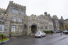 Ashford Castle Royalty Free Stock Photography