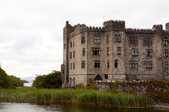 Ashford Castle in Mayo Stock Photo