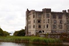 Ashford Castle in Mayo. Ashford Castle in County Mayo, Ireland Stock Photo
