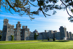 Ashford Castle Royalty Free Stock Image