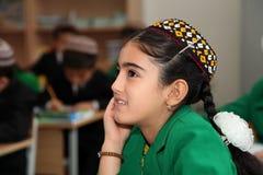 Ashgabad,土库曼斯坦- 2014年11月4日 unknow的画象 库存图片