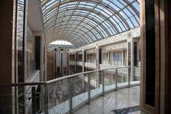 Ashgabad, Turkmenistan - September 27, 2014 Nieuwe in het groot marke Royalty-vrije Stock Fotografie