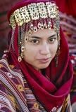 Ashgabat, Τουρκμενιστάν - 10 Μαρτίου 2013 Πορτρέτο των νέων Η.Ε Στοκ φωτογραφίες με δικαίωμα ελεύθερης χρήσης