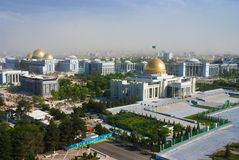 ashgabat όψη του Τουρκμενιστάν Στοκ Εικόνες