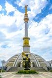 Ashgabat niezależności zabytek 07 obrazy stock