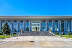Ashgabat Turkmeński Dywanowy muzeum 01 zdjęcia royalty free
