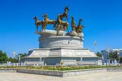 Ashgabat Turkmenistan Akhal Teke 02 royalty-vrije stock fotografie