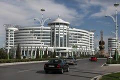 Ashgabat Turkmenistan - Oktober 20, 2015: Del av sporten Co Arkivfoton