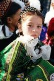 Ashgabat Turkmenistan, Sierpień, - 26 Portret młody unident Obrazy Stock