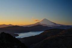Ashinoko Hakone Fotos de archivo