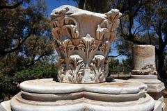 Ashkelon antico Fotografia Stock Libera da Diritti