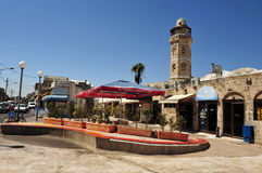 Ashkelon cityscape Israel Stock Photography