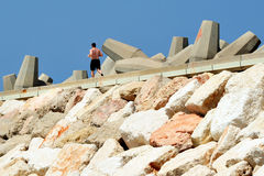 Ashkelon - Israel Stock Photo
