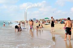 Ashkelon - l'Israël Photographie stock libre de droits