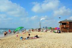 Ashkelon - l'Israël Photographie stock