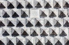 ashlar в историческом центре Неаполь стоковые фото