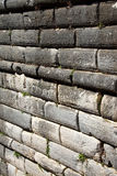 Ashlar wall Royalty Free Stock Photo