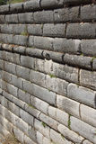 Ashlar walls Stock Images