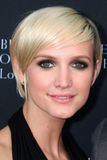 Ashlee Simpson Stock Photo