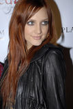 Ashlee Simpson on the red carpet Stock Photography
